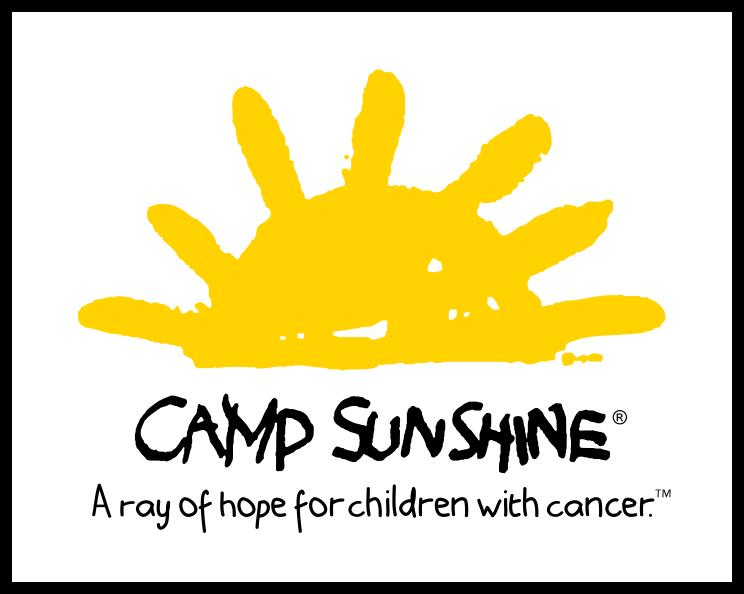 Image result for camp sunshine logo